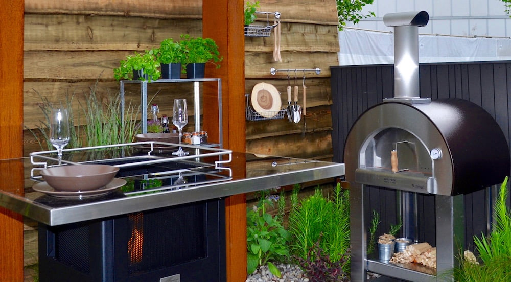 outdoor kitchen - Warnes McGarr & Co