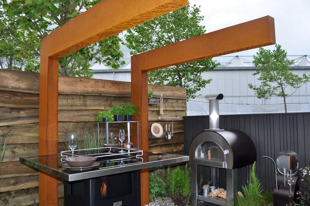 Warnes McGarr & Co garden design